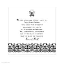 online wedding registry alannah wedding invitations stationery shop online