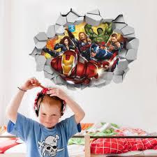 avengers home decor online get cheap children room avengers aliexpress com alibaba