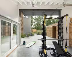 Home Gym Ideas Beach Style Home Gym Ideas U0026 Design Photos Houzz