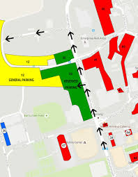amherst map directions parking mullins center