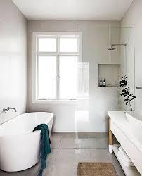 Minimalist Bathroom Ideas Best 25 White Minimalist Bathrooms Ideas On Pinterest Modern