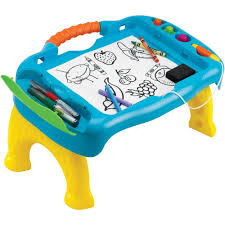 crayola table and chairs crayola sit n draw travel table walmart com