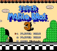 game super mario bros 3 nes 1988 nintendo oc remix