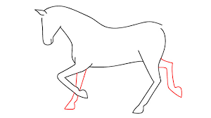 images of horse template animal sc
