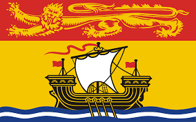 National Flag Of Canada Day Flag Of New Brunswick Wikipedia