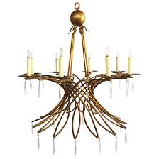 Ironies Chandelier Viyet 8 Wrought Iron Pieces With Personality V I Y E T