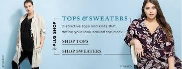 plus size clothing hudson u0027s bay