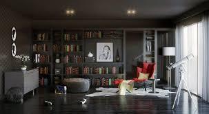 modern home library interior design emejing modern home library interior design images amazing
