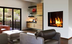 Electric Fireplace Wall by