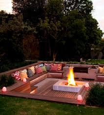 Best  Fire Pit Designs Ideas Only On Pinterest Firepit Ideas - Designer backyards