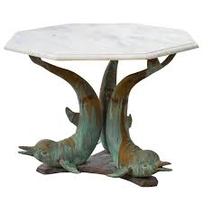 neoclassical style dolphin center or dolphin end table awesome on ideas neoclassical style center or