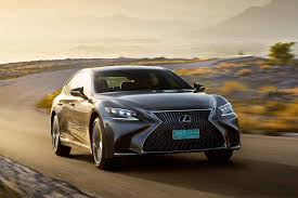 lexus new sports car the all hybrid new lexus ls range will cost from 72 595