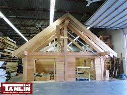 a frame homes post beam log cabin special tamlin homes timber frame home