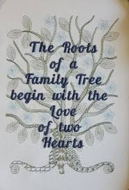 family tree quotes embroidery design family sayings