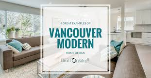 home design furniture vancouver 4 exles of vancouver modern house design draft on site services