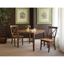 Cappuccino Dining Room Furniture Walker Edison Furniture Company Meridian 6 Piece Cappuccino Dining