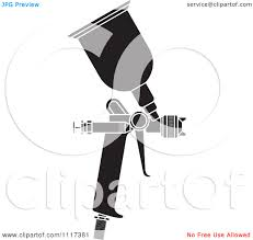 Car Paint Spray Guns Gun Clipart Car Paint 3588656