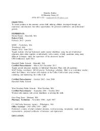 Culinary Arts Resume Sample by Food Preparer Resume Service Food Service Manager Resume Examples