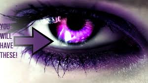 purple eye color this video changes your eye color to purple after watching for a