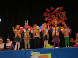 heartwarming thanksgiving play performed by st joseph school