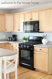 Best Backsplash For Kitchen Kitchen Download Vinyl Wallpaper Kitchen Backsplash Gallery