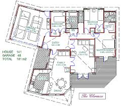 Clarence House Floor Plan by One Family House Plans Collection From 100 400 Meter Square