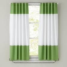 Seafoam Green Curtains Decorating Nice Green And White Curtains And Popular Green And White Drapes