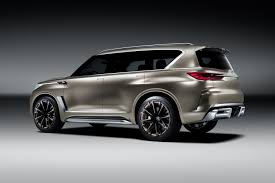 infiniti qx56 ugly infiniti qx80 monograph sets the exterior design stage for the