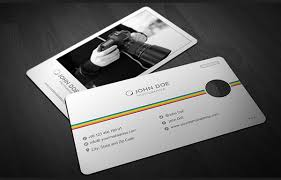 Business Cards Ideas For Graphic Designers 40 Creative Photography Business Card Designs For Inspiration
