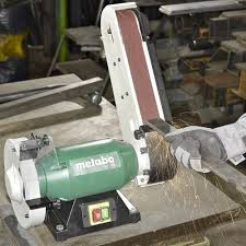 Metabo Ds 200 8 Inch Bench Grinder Metabo Bs 175 500w 175mm Bench Grinder With Sander 240v
