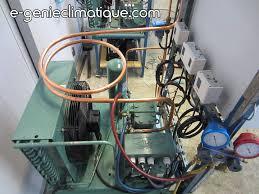 principe de fonctionnement d une chambre froide froid20 montage 3 chambre froide négative le montage de la
