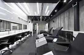 Salon Design Ideas Futuristic Hair Dresser Salon Intuitive Interior Design Home