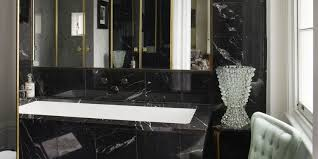 Spa Look Bathrooms - best black bathroom design ideas and tips
