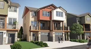 duplex beach house plans house plan design architectural modern duplex residential