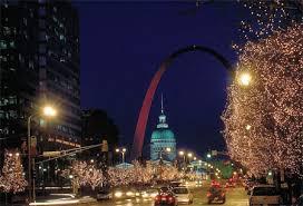 holiday lights st louis holiday light festivities real life stl