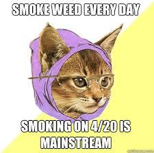 Smoke Weed Everyday Meme - smoke weed every day smoking cat meme cat planet cat planet