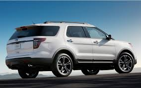 suv ford explorer 2013 ford explorer specs and photos strongauto