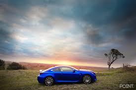lexus sport rcf 2015 lexus rcf blue onpoint