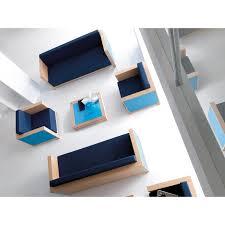 habillage canapé canapé 3 places pour salle d attente ou salon structure