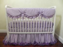 Lavender And Grey Crib Bedding Baby Crib Bedding Lavender Lavender Baby