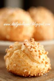 cuisine choux dailydelicious almond crusted choux delicious and