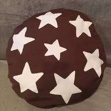 cuscino pan di stelle cuscino pan di stelle a s creazioni sartoriali