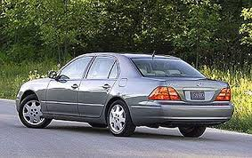 lexus is 2001 used 2001 lexus ls 430 for sale pricing features edmunds