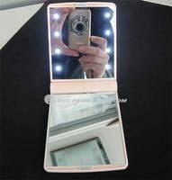Cermin Led cermin 8 lu led syabilashop