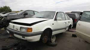 volkswagen passat coupe junkyard find 1994 volkswagen passat glx the truth about cars