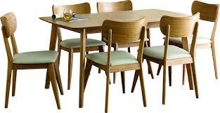 langley street garvey 7 piece dining set u0026 reviews wayfair