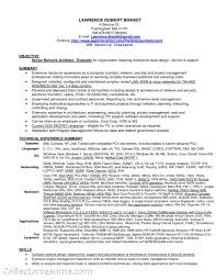 Sample Recruiter Resume by Resume Cisco Network Engineer Resume