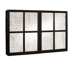 Outdoor Tv Cabinets For Flat Screens by Mirror Cabinet Tv Covers Pottery Barn