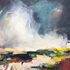 Abstract Landscape Painting by 488 Best Abstract Landscapes Images On Pinterest Abstract