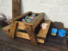 children s picnic table plans childrens picnic table plans table decoration ideas